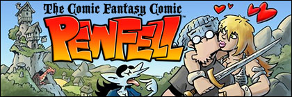 Pewfell: The Comic Fantasy Comic